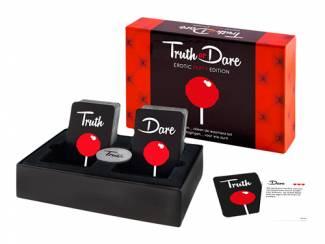 Het spel Truth or Dare kun je via ons goedkoop kopen