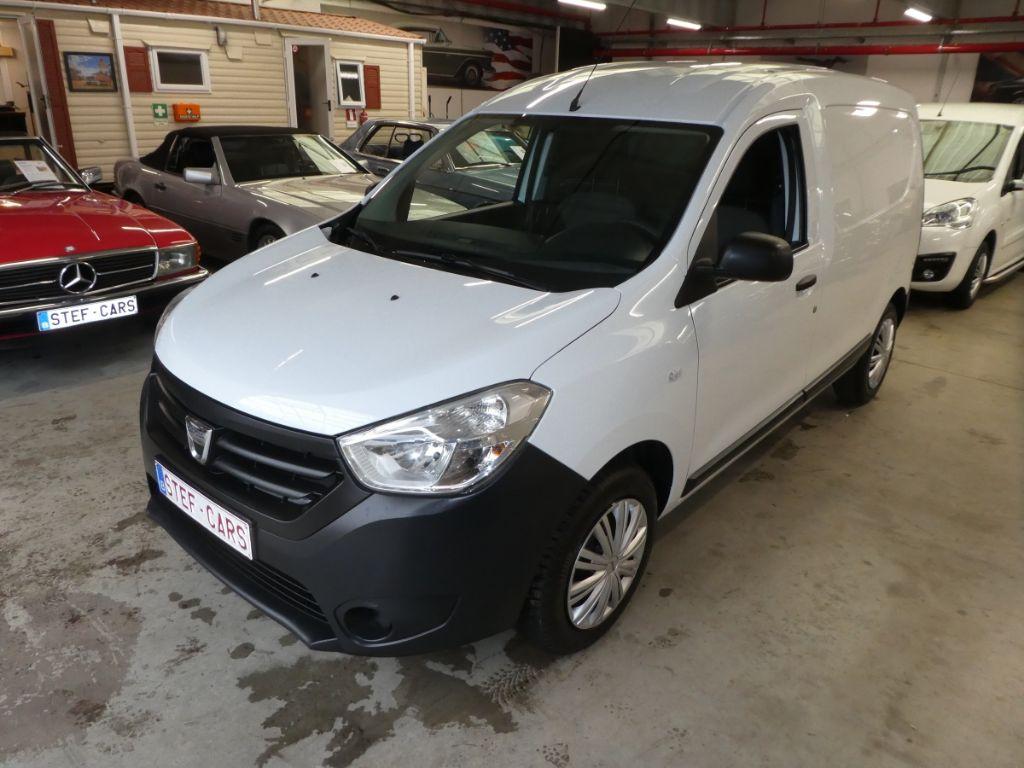 Dacia Dokker vele opties 88900Km