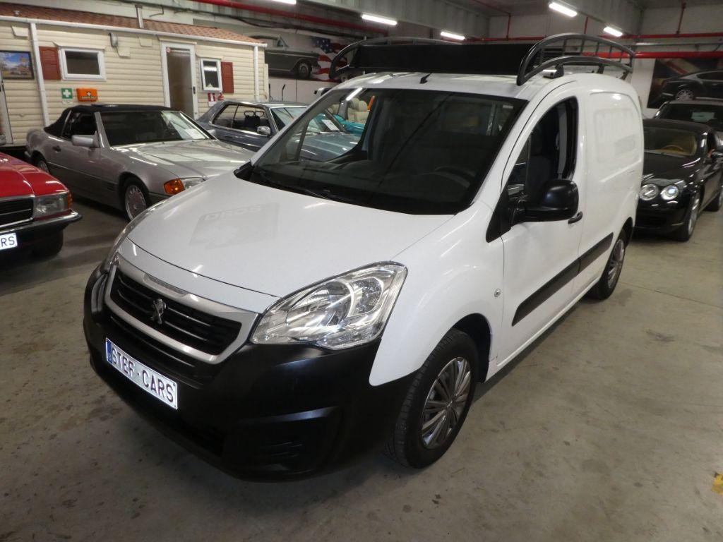 Peugeot Partner Lichte vracht 92265 Km