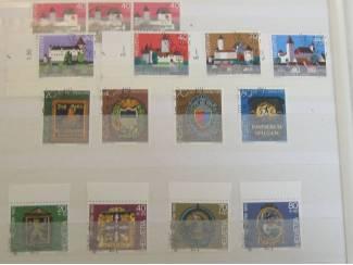 Gezocht: partijtje postfrisse zegels van Zwitserland v/a 1965