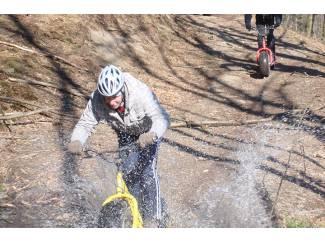 FIETS VAKANTIE door de ARDENNEN mountainbiken kajakken abseilen