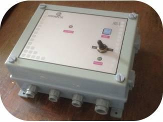 AS-1 Alarmkastje Stienen met nieuwe accu.