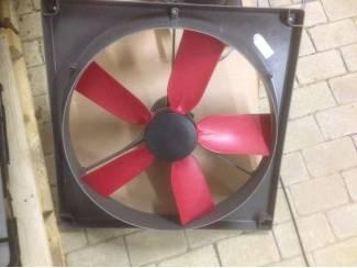 Verkoeling. Snel en simpel. Nieuwe ventilator met stekker.