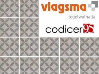 Vintage Tegels Codicer Grijze Vloertegels Portugees Kopen