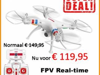 Syma X8W WiFi FPV Drone