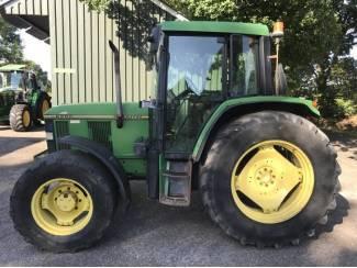 Tractoren John Deere 6200 Power Quad