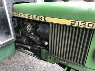 Tractoren John Deere 2130 HiLo stuurbekrachtiging