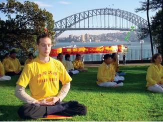 Falun Dafa Workshops, Den Haag