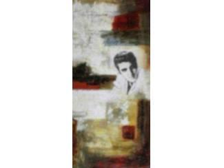 Schilderij Elvis Presley Abstract