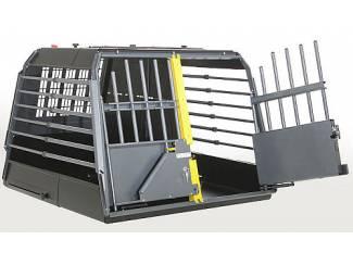 Hondentransportbox voor 2 Honden met Kreukelzone de Veiligste