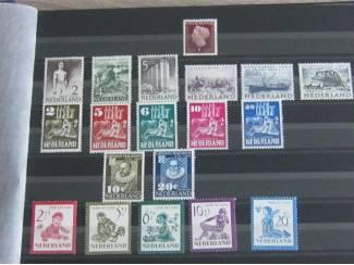 Nederland 1950/1962 ( cat. w. Eur 1.000,00 + ) LEES
