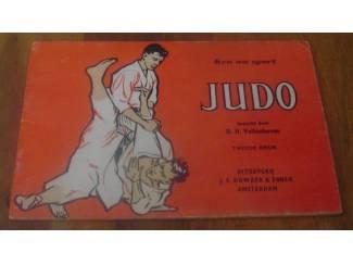 Ken uw sport Judo