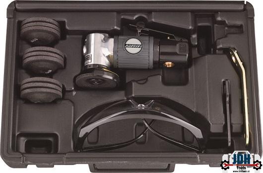 JDH00719 - Mini Haakse slijper set in koffer UT 8753 S