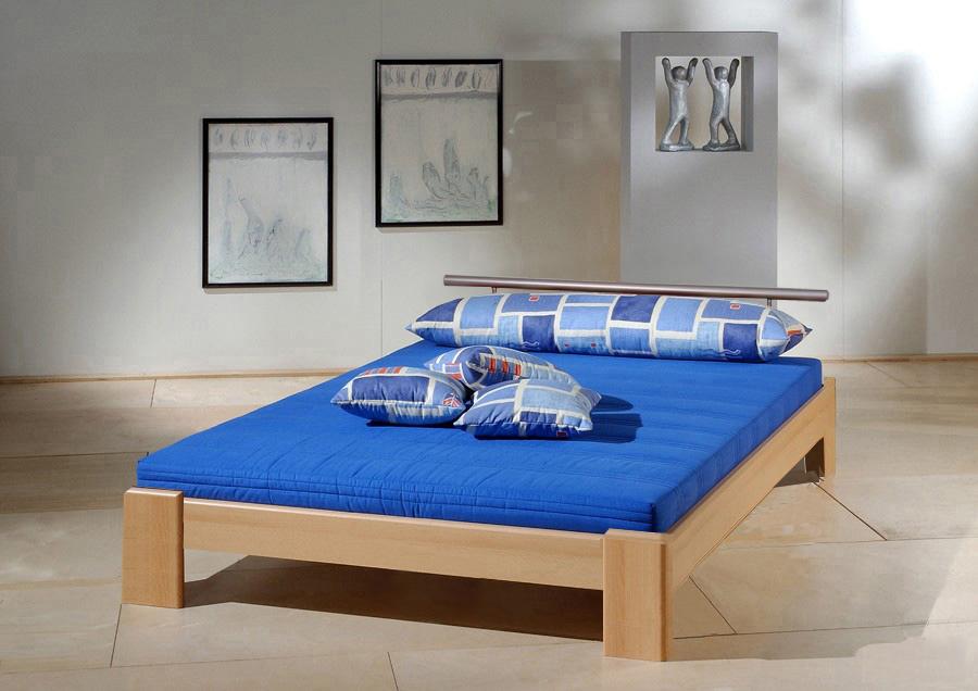 twijfelaar bed 120 young met bodem en fort matras slaapkamer