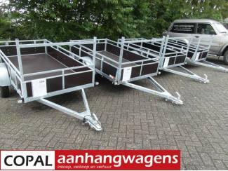 Nieuwe ongeremde aanhangwagens - ACTIEPRIJZEN - KWALITEIT !!