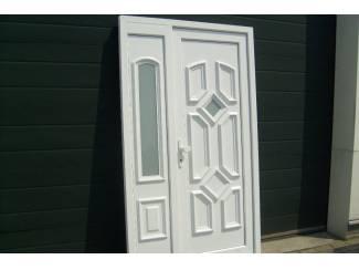 Heel veel keuze in nieuwe kunststof buitendeuren!!