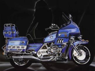 Accessoires | Overige Posters Motor Hurricane Ninja Harley Davidson Suzuki, Honda