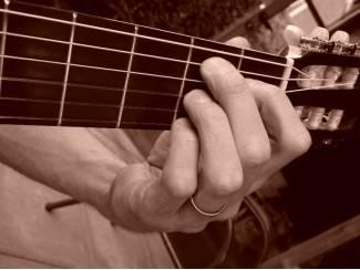 Online gitaarles, deskundige begeleiding
