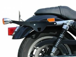 Montagebeugel 8606K zwart Harley Sportster -- Klicbag
