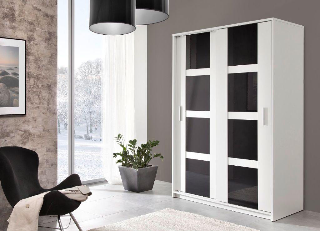 Voorraad moderne kledingkast 140 of 200 cm hoogglans panelen kasten en dressoirs - Kledingkast en dressoir ...
