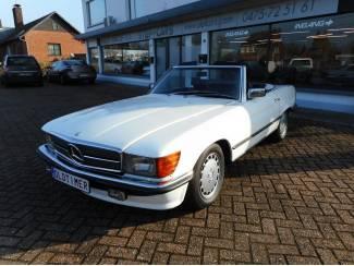 Mercedes Oldtimer 380 SL Europese uitvoering