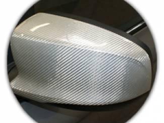 Accessoires en Tuning Folie Carbon silver 3D