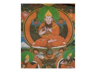 Rolschildering Thangka J-Tjonkapa (ZP)