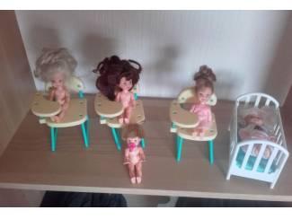 Barbiepoppen Tilburg, Waalwijk, Kaatsheuvel