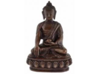 Koperen Sakyamuni Beeldje Boeddha Boedha