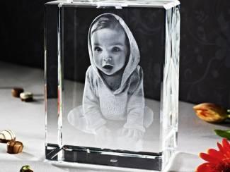 De mooiste foto van uw kind driedimensionaal (3D) !