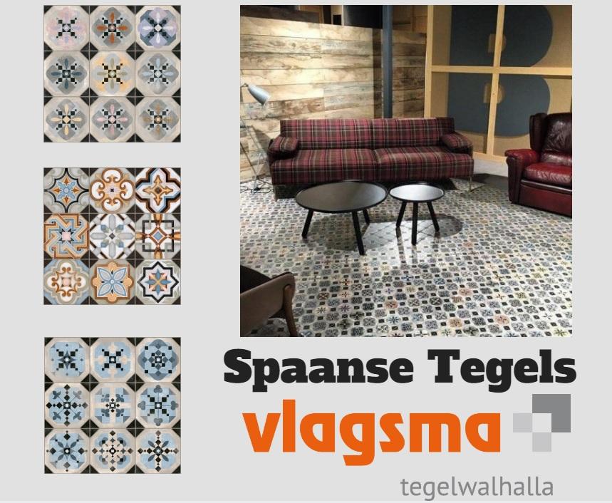 Spaanse tegels, Spaanse Vloertegels Spaanse Design Tegels
