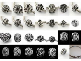 Armbanden RVS-armbanden voor Pandora, Tedora, Larenza, etc.