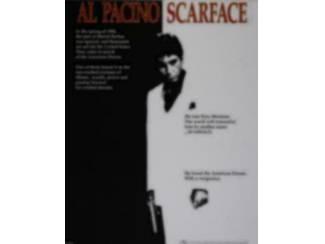 Tony Montana Scarface Al Pacino Poster (E)