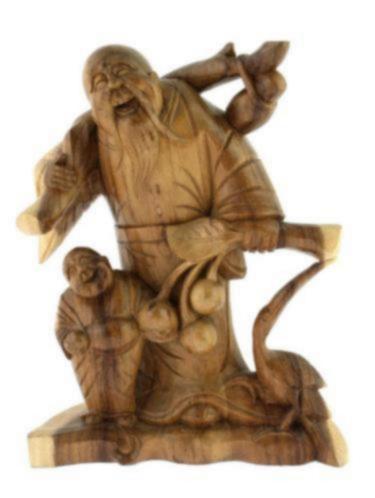 Houten Boeddha Beelden Buddha Boeda Budda Boeda Ghanesi