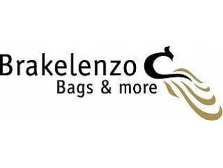 Tassen Roze bag in bag met ster van het merk brakelenzo nu 24,99