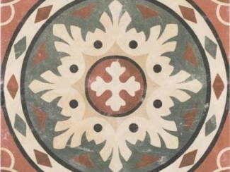 Tegels Klassieke Franse Patroontegels 25x25 cm Authentieke Tegels