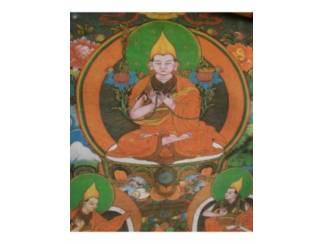 Thangka J-Tjonkapa Rolschildering (ZP)