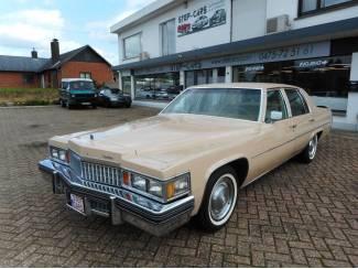 Cadillac Oldtimer Sedan De Ville 7.0 V8 Slechts 31000Miles