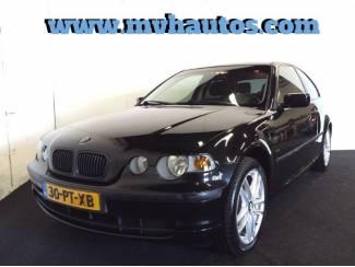 BMW 3-serie 316ti black & silver line