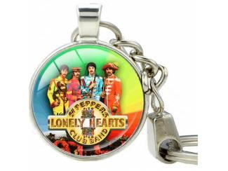 Beatles sleutelhangers