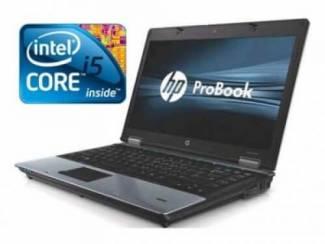 HP Probook 6550b Core i5 2.40 250GB 4GB W7 Pro 1Jaar Garantie