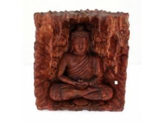 Boeddha Beeld Uitgesneden Inside Boedha (A)