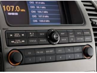 Nissan onderdelen NISSAN XANAVI X7 2013 Navigatie dvd Europa (1xdvd)