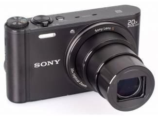 Sony DSC-WX350 vakantietopper