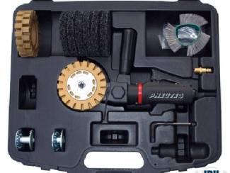Multislijper compleet met accessoires in koffer UT 5860 S