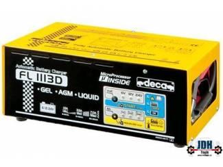 DECA FL 1113D Acculader 11 Amp 6/12/24 Volt