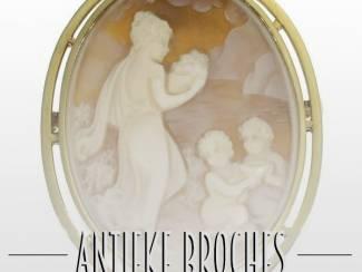 Adin, verkoop van een ruim aanbod aan antieke broches!