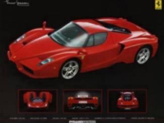 Sportieve Ferrari Posters Auto's (C)