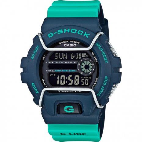 G-Shock Classic Style GLS-6900-2AER G-Lide horloge