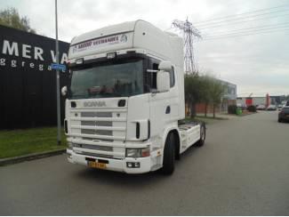 Scania R164LA4X2NA480 V8 luxe uitvoering